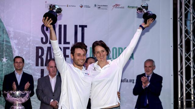 Mondiali 2018: Ruggero Tita e Caterina Banti campioni del mondo dopo rimonta pazzesca