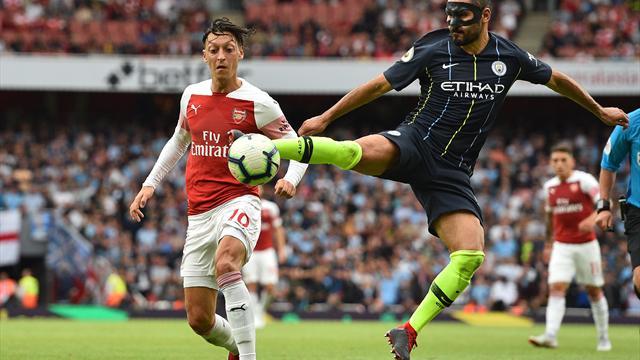 Pleiten für Özil und Schürrle - Klopp mit Liverpool souverän