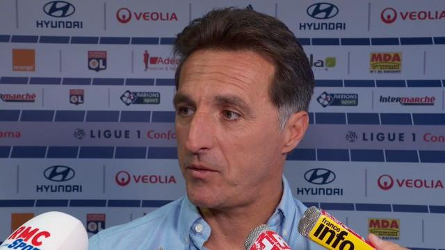 1e j. - Pelissier : ''On a un peu fait trembler Lyon''