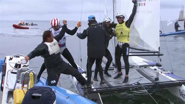 Ruggero Tita e Caterina Banti campioni del mondo: rivivi la loro impresa