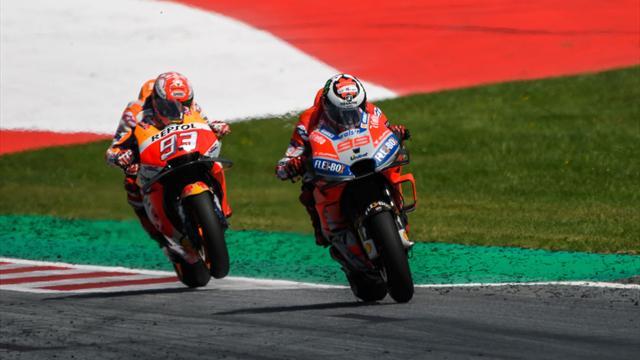 On refait le Grand Prix : Lorenzo bien récompensé, Marquez mal payé