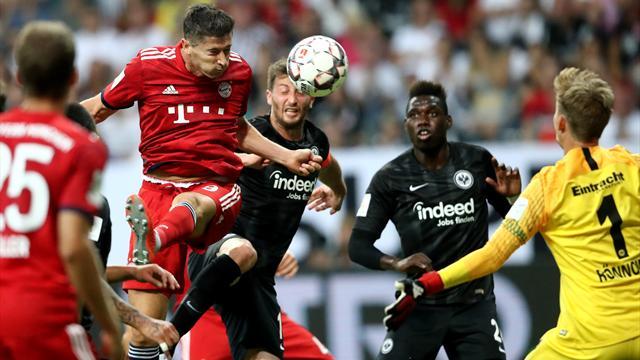 Der Supercup live im TV bei HD+ und im Eurosport Player