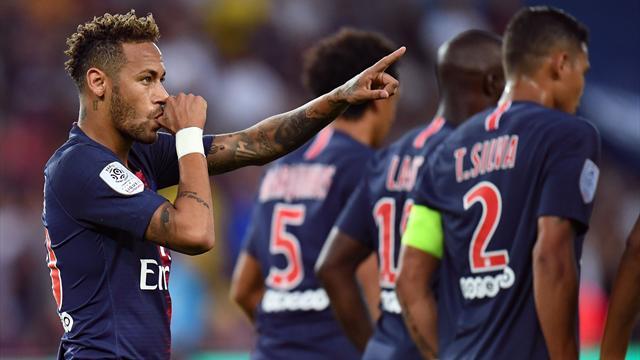Même remanié, le PSG a puni Caen