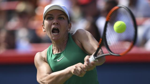 Halep - Bertens EN DIRECT