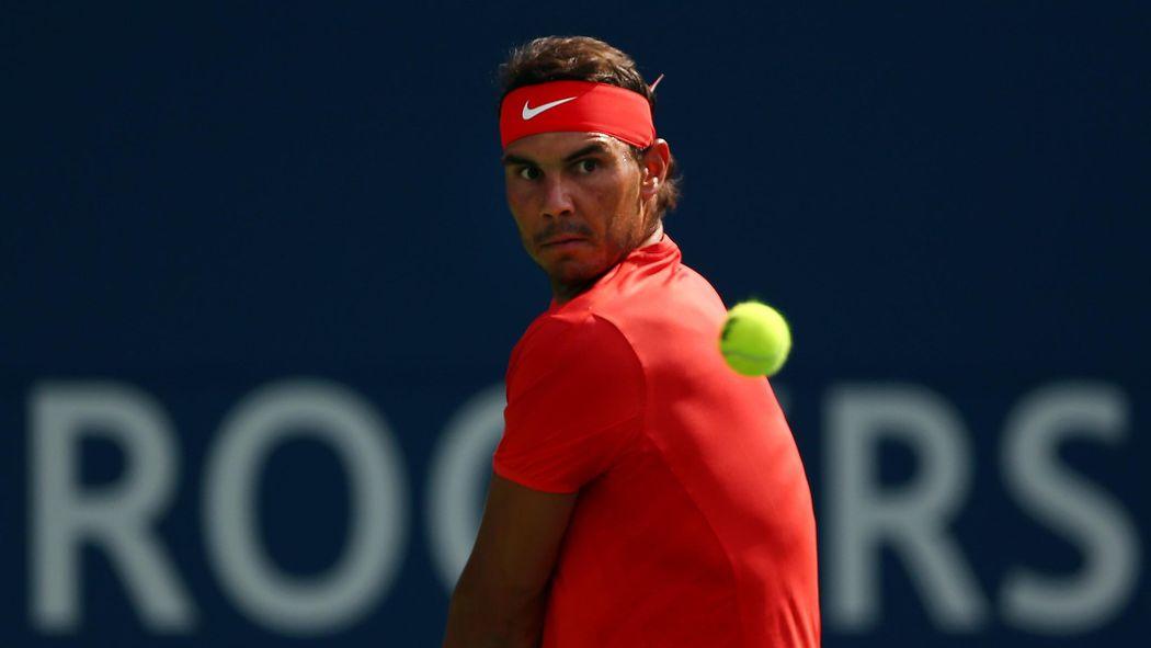 cheaper 1c6e4 8f327 Nadal rinuncia a Cincinnati dopo il trionfo in Canada