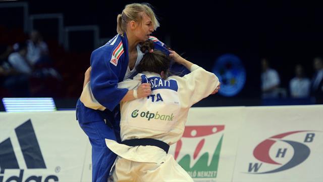 Le Japon écrase la concurrence au Grand Prix de Budapest de judo 2018