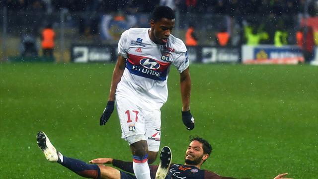 Nice annonce un accord avec Lyon pour Maolida
