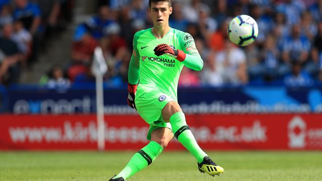 Chelsea defender Rudiger hails calm Kepa after opening win