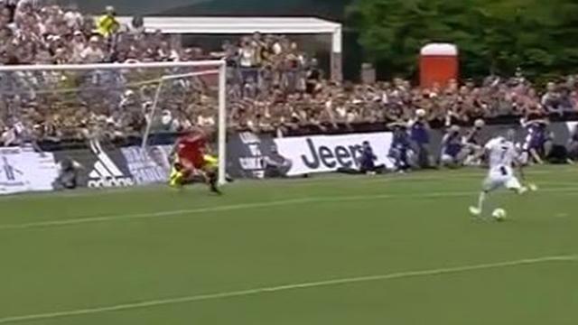 Premiere in der Provinz: Hier schießt Ronaldo sein erstes Tor für Juve