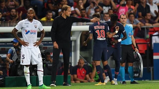 Petit événement à Paris : Neymar est enfin sorti