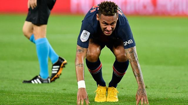 """Tuchel : """"Neymar est encore en préparation"""""""