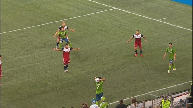 MLS: Seattle Sounders - Dallas FC (Özet)