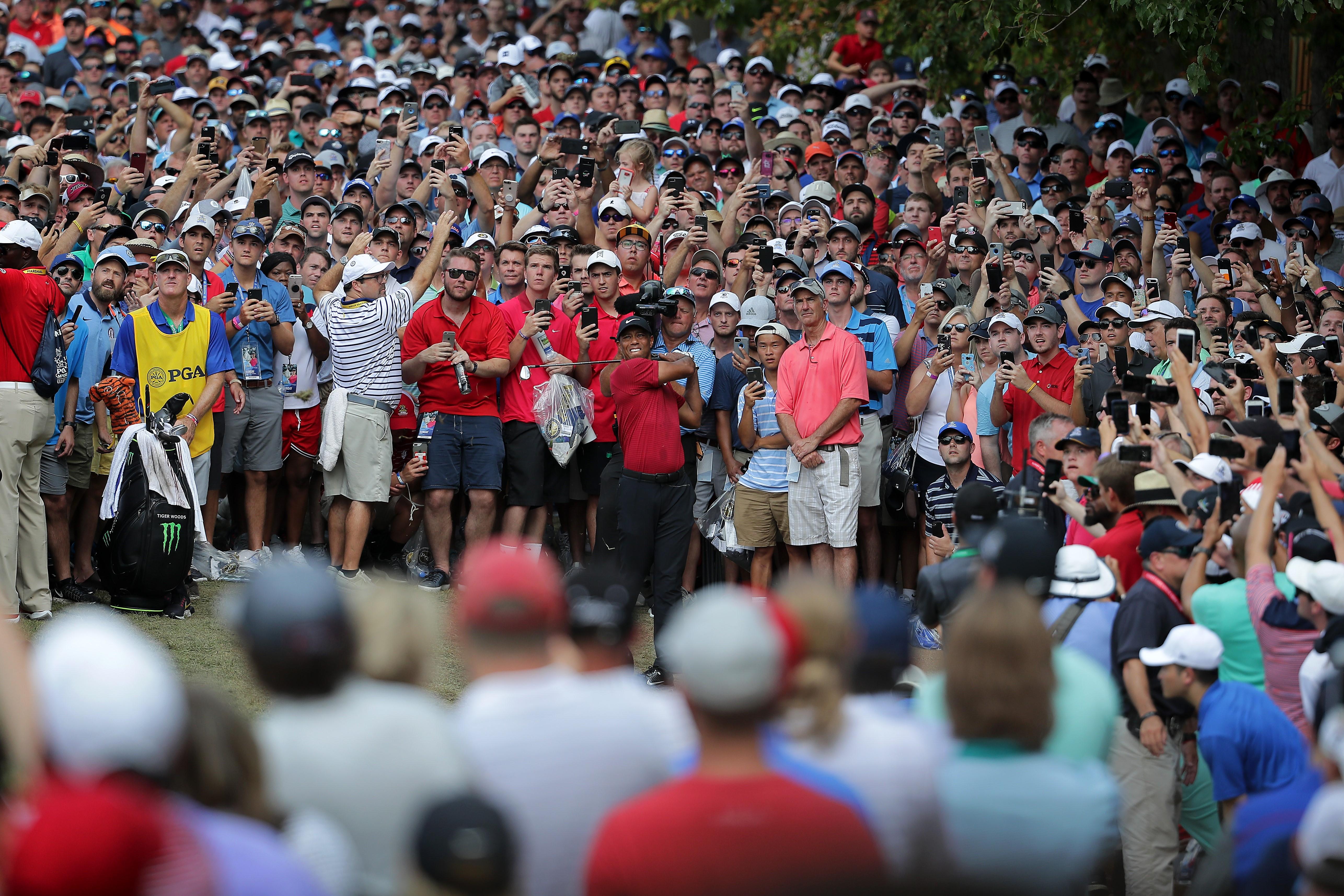 Tiger Woods - PGA Championship 2018