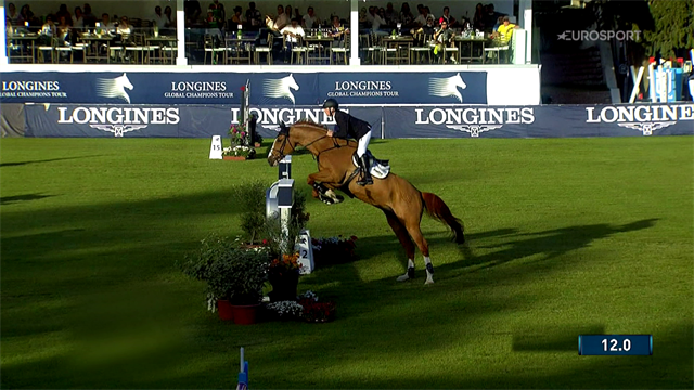Longines Sports Explainer: How to save seconds in show jumping