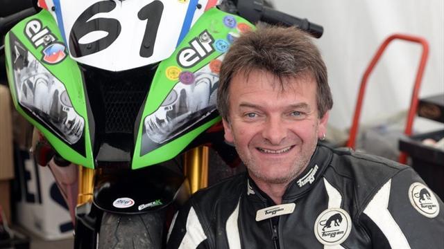 French rider Fabrice Miguet dies after crash