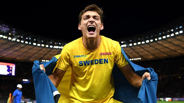 From broomstick jumping to gold: the crazy story of pole vaulter Armand Duplantis