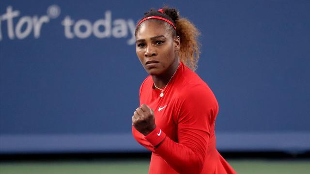 Serena protégée et N.17, Nadal en N.1 : on connait les têtes de série
