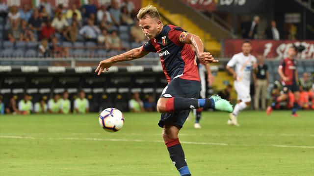 Le pagelle di Genoa-Bologna 1-0