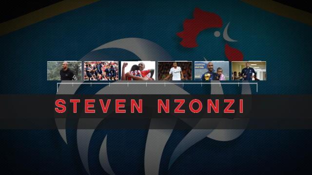 Amiens, Blackburn, Stoke, Séville... Avant Rome, Nzonzi a connu quatre clubs et trois championnats