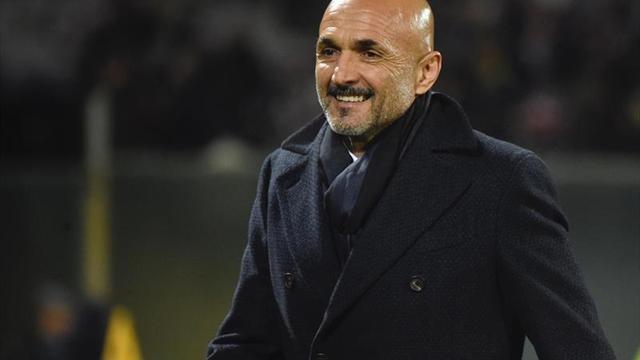 Luciano Spalletti renueva con el Inter hasta el 2021