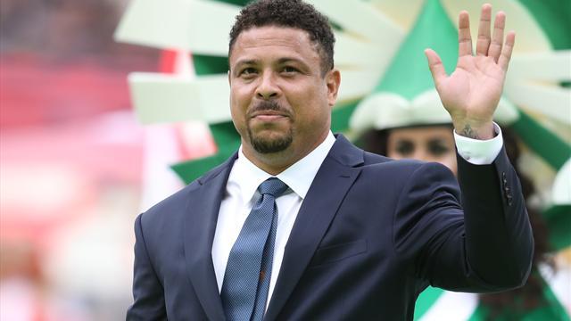 Ronaldo est sorti de l'hôpital