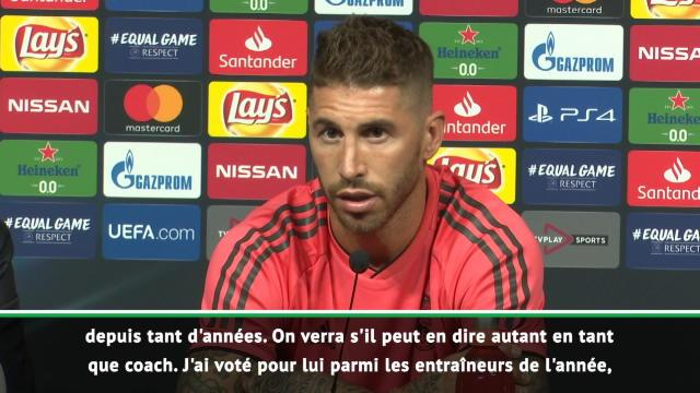 Blessure de Salah en finale de la C1 : Sergio Ramos se paye Klopp