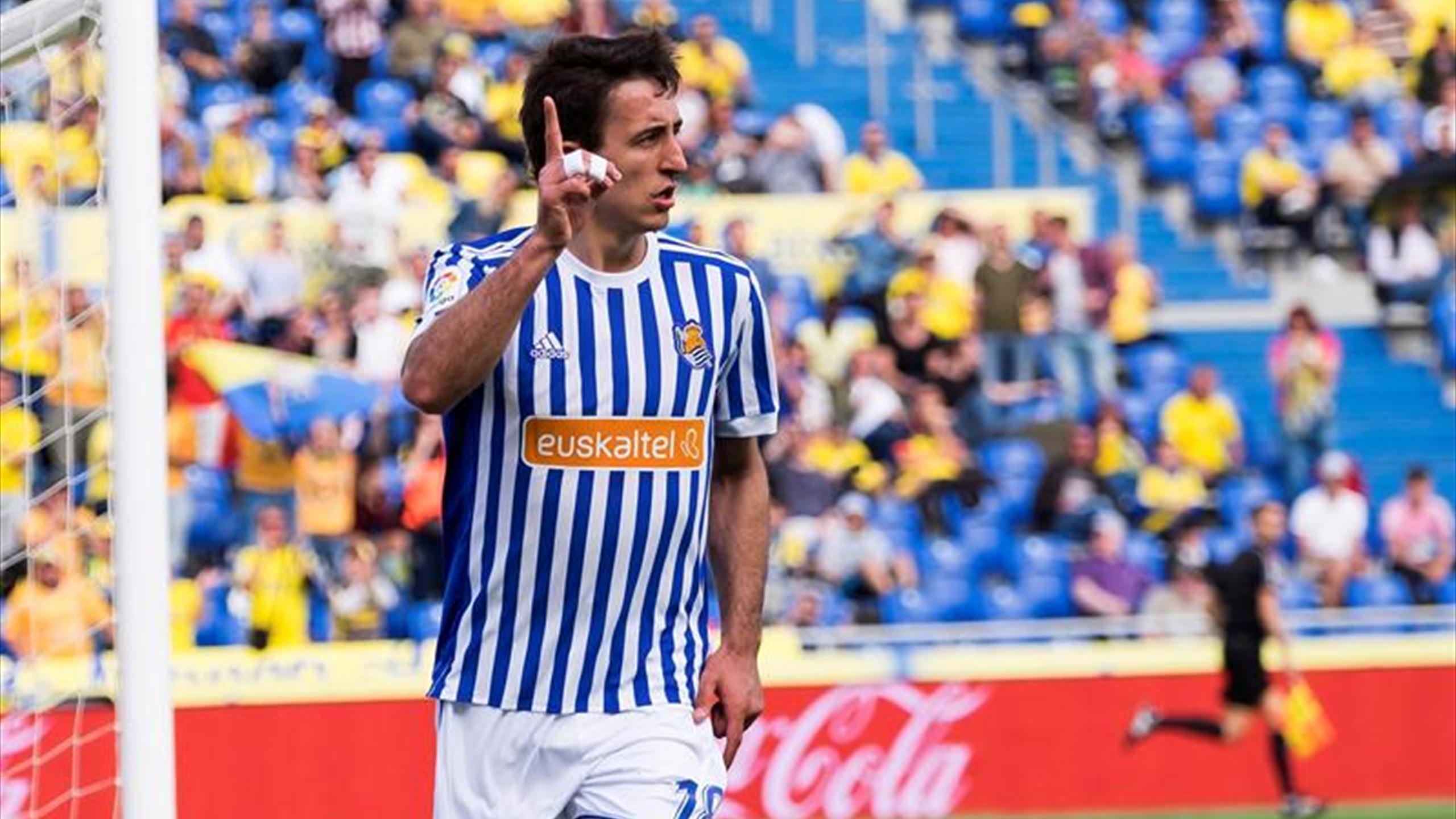 Camiseta Real Sociedad Oyarzabal