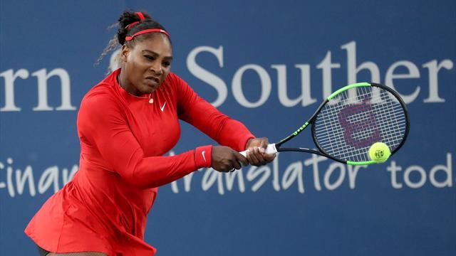 En çok kazanan kadın sporcu Serena