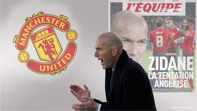 Euro Papers: Why Zinedine Zidane really could join Manchester United
