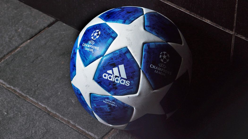 Neuer Champions League Ball Adidas Dreht Farben Um