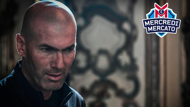 « Les options de Zidane se raréfient »
