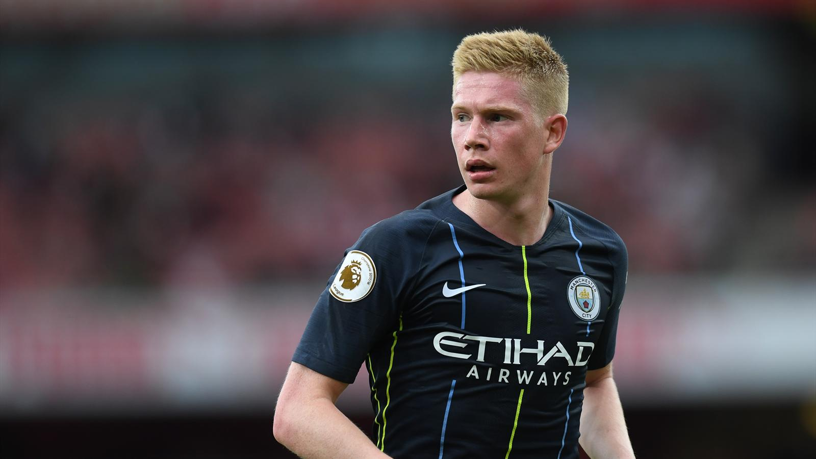 Kevin de Bruyne suffers knee injury, 'could miss several months' - Premier League 2018-2019 ...