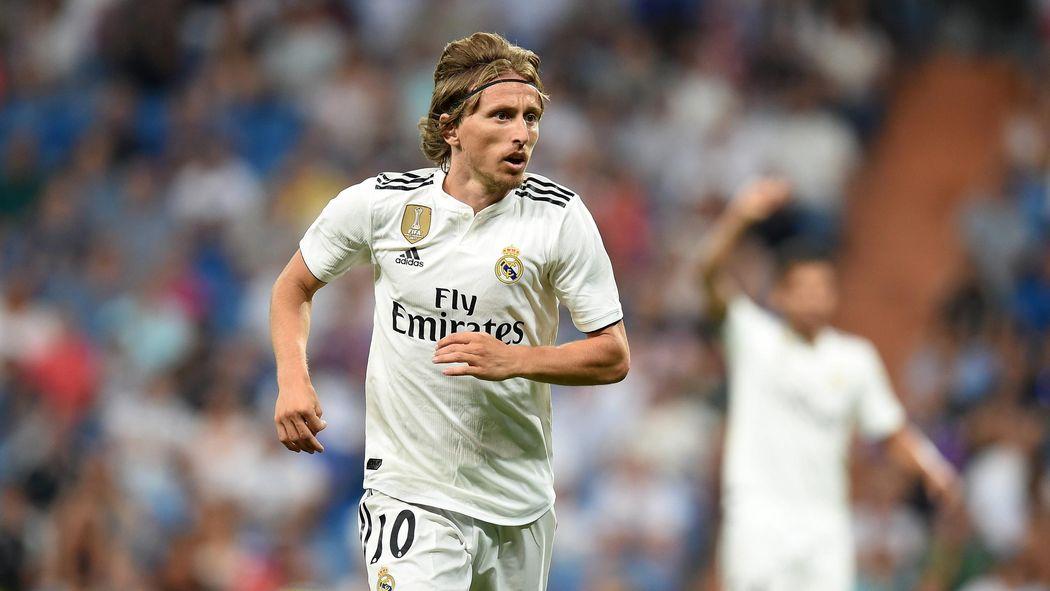 Luka Modric sería una de las bajas del equipo merengue