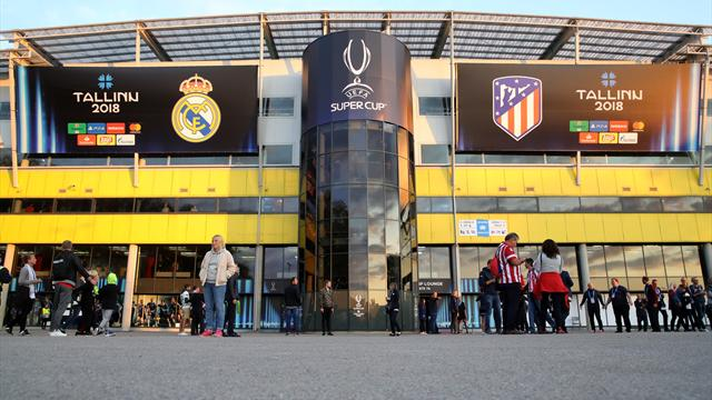 Les champions du monde et Benzema alignés d'entrée par le Real et l'Atlético