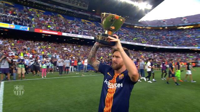 Malcom et Messi brillent face à Boca, le Barça remporte le Trophée Gamper