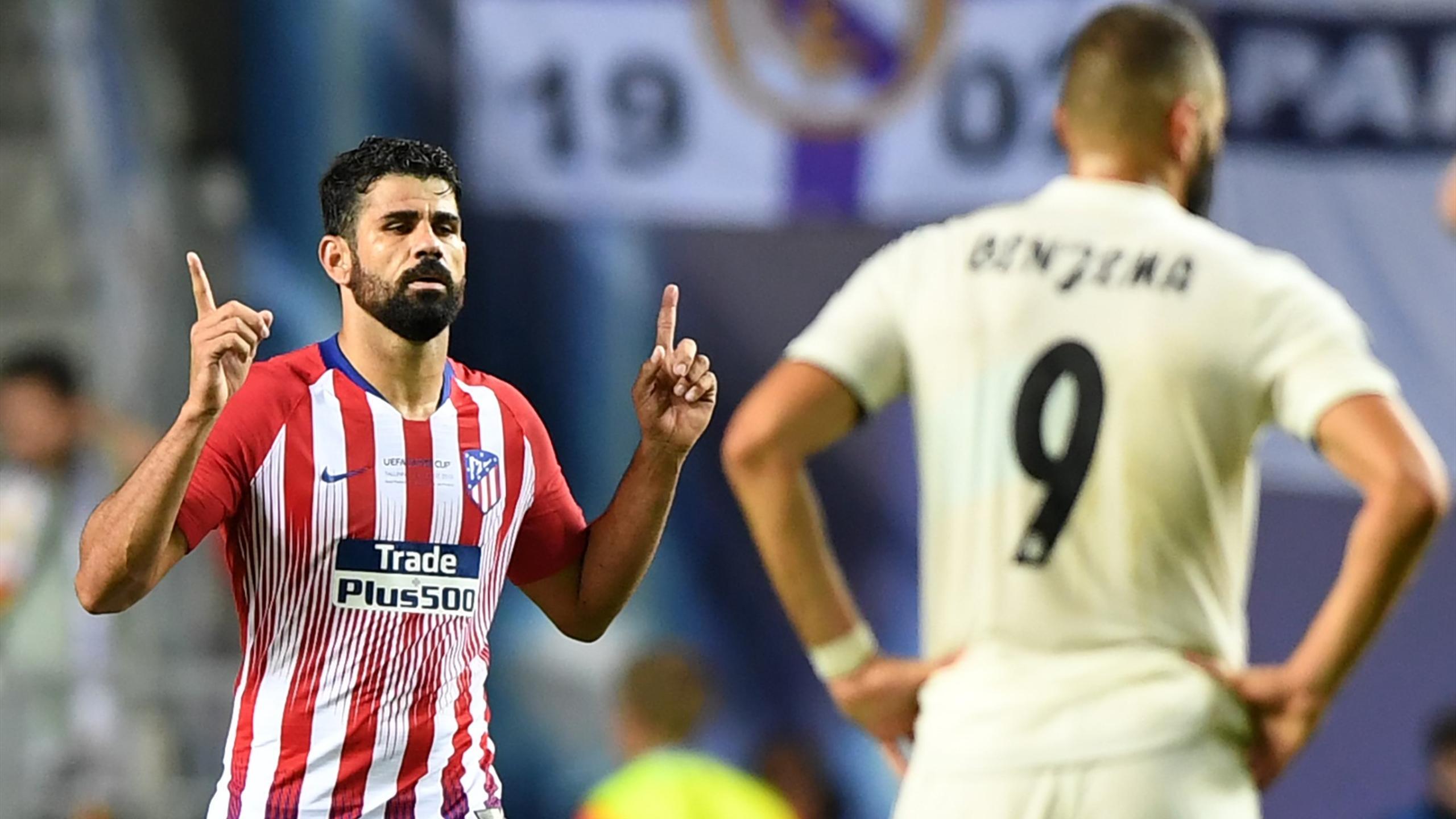Terza Maglia Atlético de Madrid Rodrigo