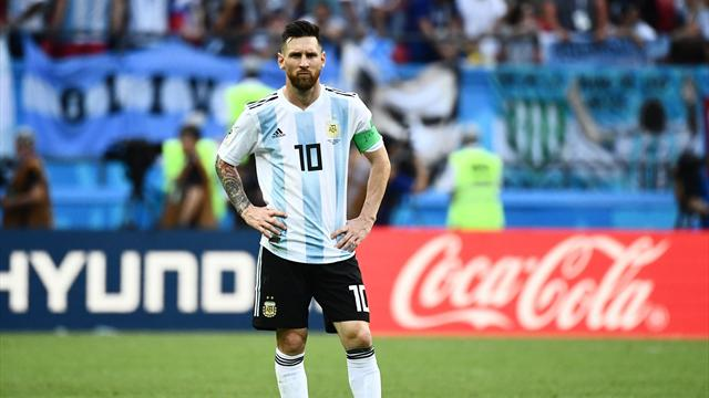 Messi et la sélection argentine ? «On verra pour le futur»