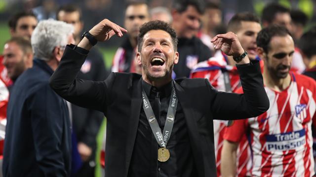 Supercopa de Europa, Real Madrid-Atlético: Cambia la dinastía (2-4)