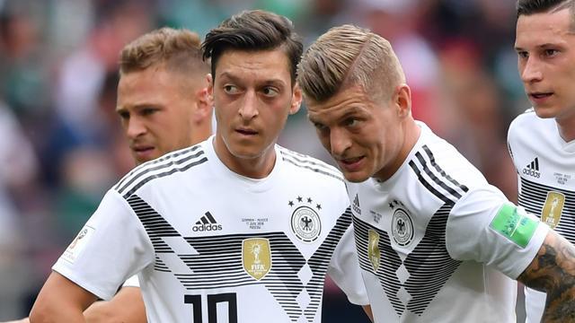 Kroos tacle Özil : «La façon dont il a démissionné n'était pas correcte»