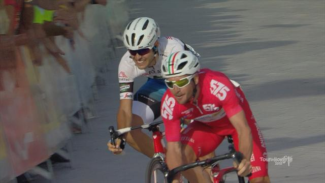 Belletti takes Stage 1 in Tour of Hungary
