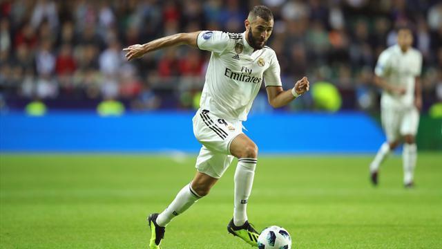 Real Madrid - Getafe EN DIRECT