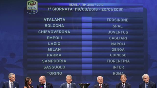 Les matches Sampdoria-Fiorentina et Genoa-AC Milan reportés