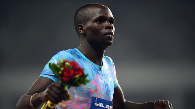 Doping testinden kaçan atlete men cezası