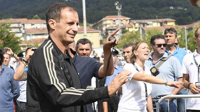 """Allegri: """"La mia ultima stagione alla Juventus? Lo dicono tutti gli anni"""""""