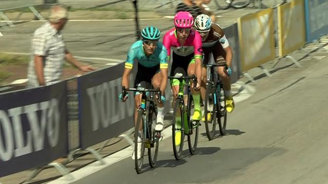 Cort Nielsen delivers Stage 5 victory for Astana at BinckBank