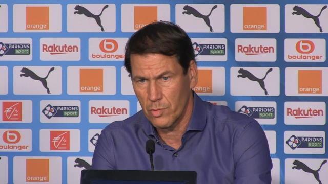 """2e j. - Garcia : """"On peut espérer voir des Mondialistes dimanche"""""""