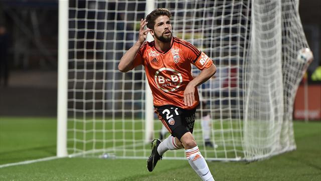 Lorient s'affirme, Auxerre confirme, Nancy déprime