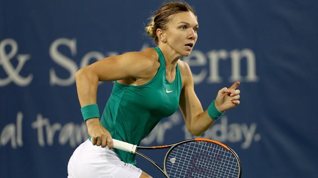 Kiki Bertens refait le coup à Petra Kvitova à Cincinnati