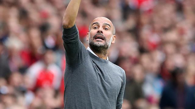 English Premier League Report: Manchester City v Huddersfield Town 19 August 2018