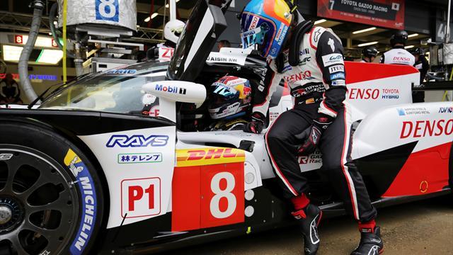 😤🇯🇵 Alonso se exhibe en la clasificación, pero se queda sin pole por un error de Buemi